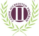 Commission on Accreditation for Health Informatics and Information Management Education (CAHIM) logo
